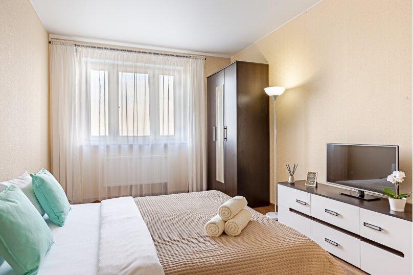 2-комн. квартира, 60 кв.м. на 6 человек, улица Академика Янгеля, 2, Москва - Фотография 11