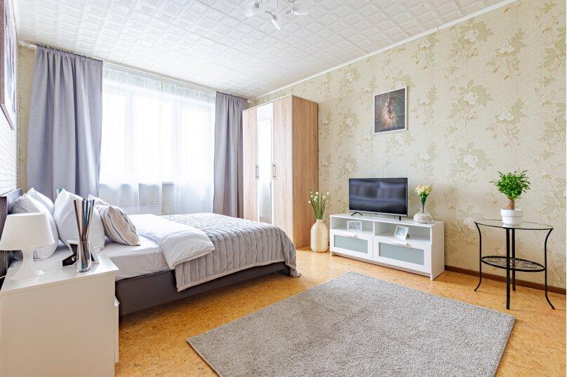 2-комн. квартира, 65 кв.м. на 4 человека, бульвар Дмитрия Донского, 9к2, Москва - Фотография 2