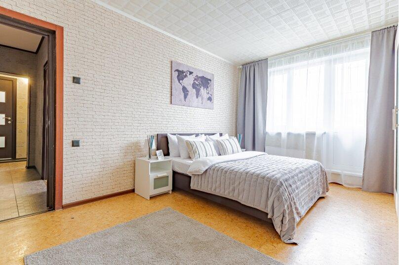 2-комн. квартира, 65 кв.м. на 4 человека, бульвар Дмитрия Донского, 9к2, Москва - Фотография 1