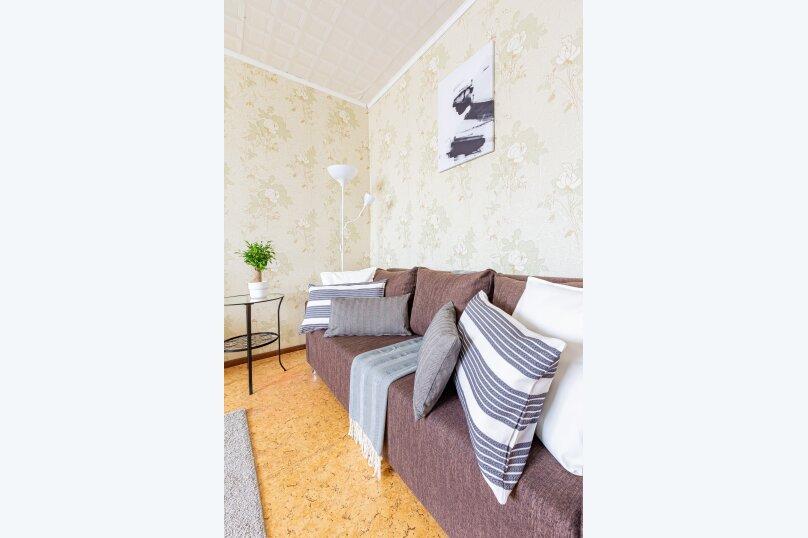2-комн. квартира, 65 кв.м. на 4 человека, бульвар Дмитрия Донского, 9к2, Москва - Фотография 6