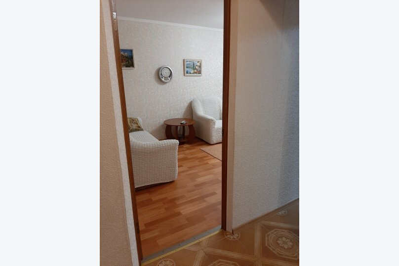 2-комн. квартира, 50 кв.м. на 6 человек, улица Подвойского, 26, Гурзуф - Фотография 3