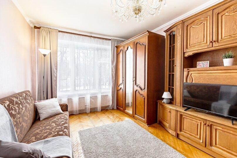 2-комн. квартира, 58 кв.м. на 4 человека, 3-я Владимирская улица, 26к1, Москва - Фотография 5