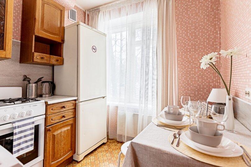 2-комн. квартира, 58 кв.м. на 4 человека, 3-я Владимирская улица, 26к1, Москва - Фотография 9