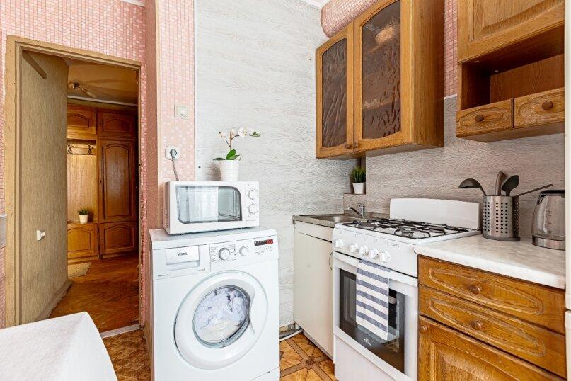 2-комн. квартира, 58 кв.м. на 4 человека, 3-я Владимирская улица, 26к1, Москва - Фотография 14