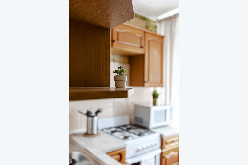 1-комн. квартира, 40 кв.м. на 4 человека, Есенинский бульвар, 1/26к1, Москва - Фотография 11