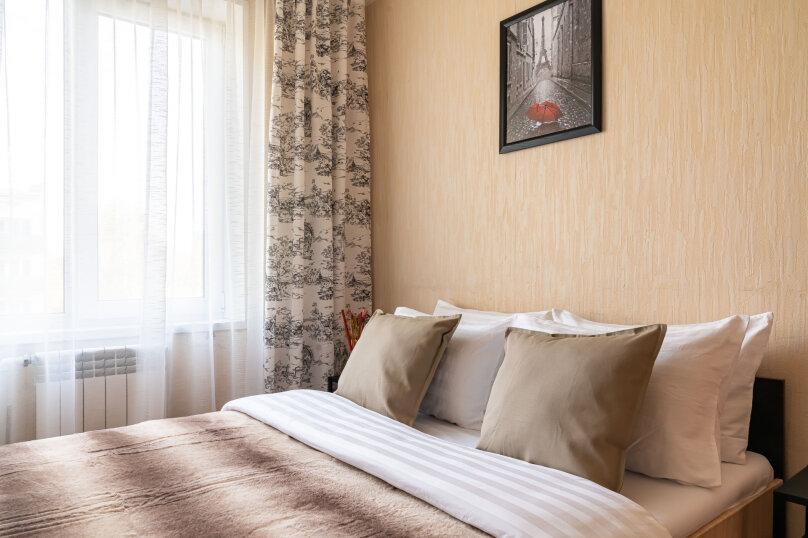 2-комн. квартира, 52 кв.м. на 4 человека, улица Гарибальди, 23к5, Москва - Фотография 2