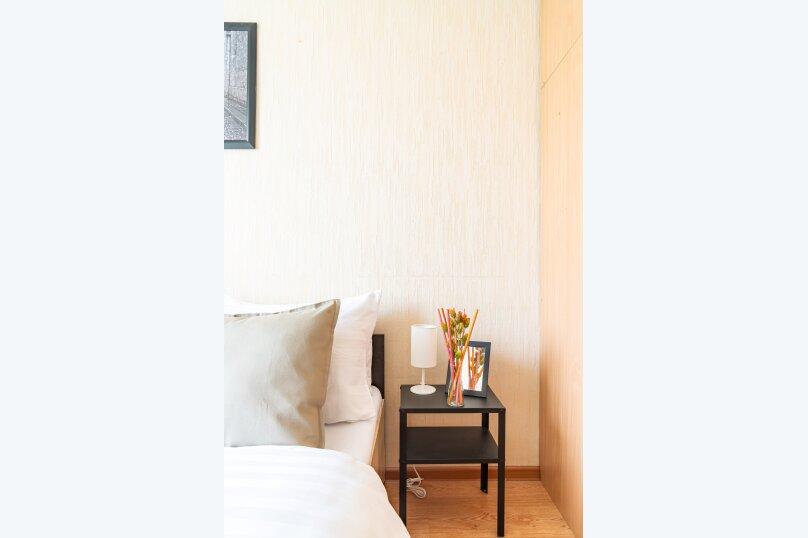 2-комн. квартира, 52 кв.м. на 4 человека, улица Гарибальди, 23к5, Москва - Фотография 3