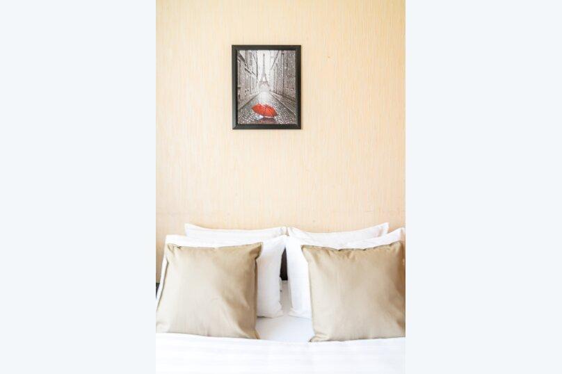 2-комн. квартира, 52 кв.м. на 4 человека, улица Гарибальди, 23к5, Москва - Фотография 4