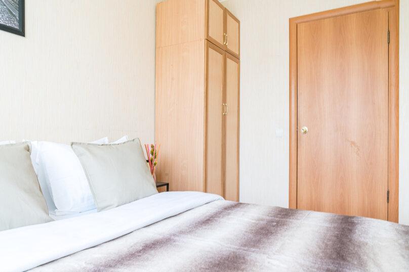 2-комн. квартира, 52 кв.м. на 4 человека, улица Гарибальди, 23к5, Москва - Фотография 5