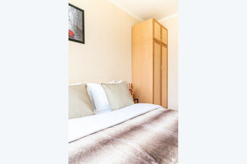 2-комн. квартира, 52 кв.м. на 4 человека, улица Гарибальди, 23к5, Москва - Фотография 6