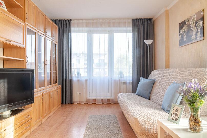 2-комн. квартира, 52 кв.м. на 4 человека, улица Гарибальди, 23к5, Москва - Фотография 7