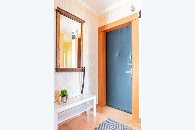 2-комн. квартира, 52 кв.м. на 4 человека, улица Гарибальди, 23к5, Москва - Фотография 13