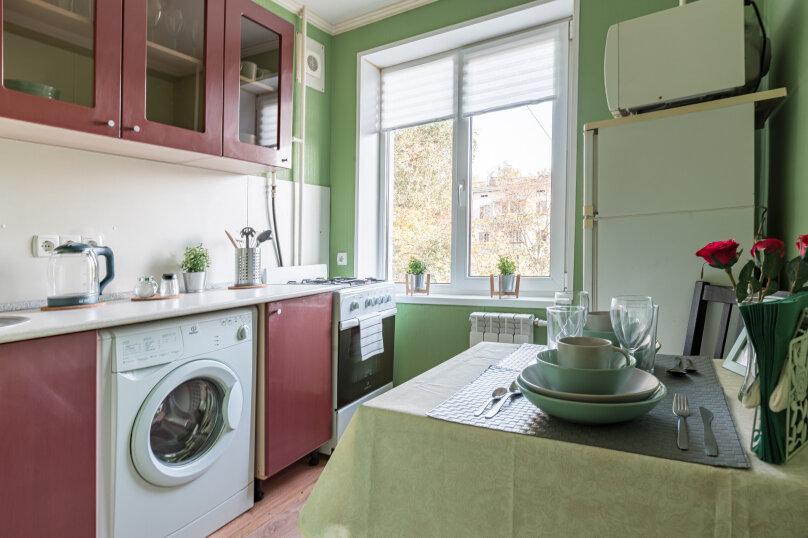 2-комн. квартира, 52 кв.м. на 4 человека, улица Гарибальди, 23к5, Москва - Фотография 15