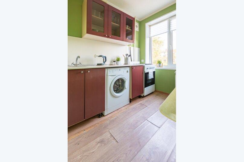 2-комн. квартира, 52 кв.м. на 4 человека, улица Гарибальди, 23к5, Москва - Фотография 17
