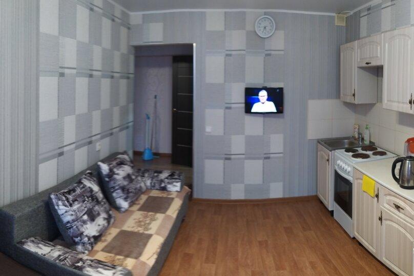1-комн. квартира, 42 кв.м. на 4 человека, Объездная улица, 39, Анапа - Фотография 6