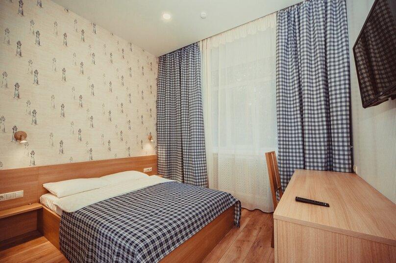 Двухместный номер люкс с большой кроватью, Прибрежная улица, 10, Самара - Фотография 1