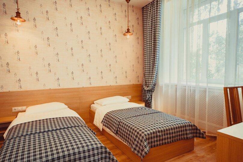 Двухместный номер Твин с двумя раздельными кроватями, Прибрежная улица, 10, Самара - Фотография 1