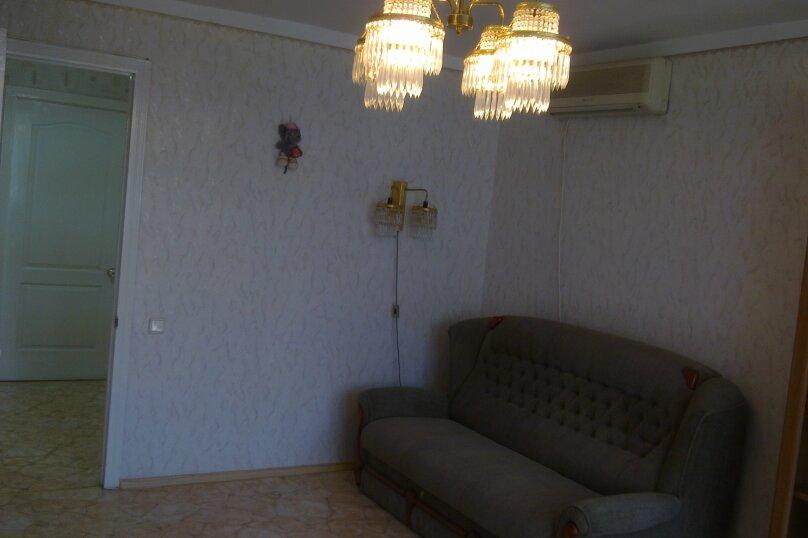 1-комн. квартира, 40 кв.м. на 3 человека, Нахимова , 4, поселок Орджоникидзе, Феодосия - Фотография 7