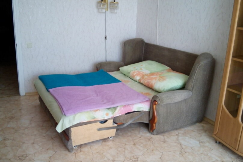 1-комн. квартира, 40 кв.м. на 3 человека, Нахимова , 4, поселок Орджоникидзе, Феодосия - Фотография 8