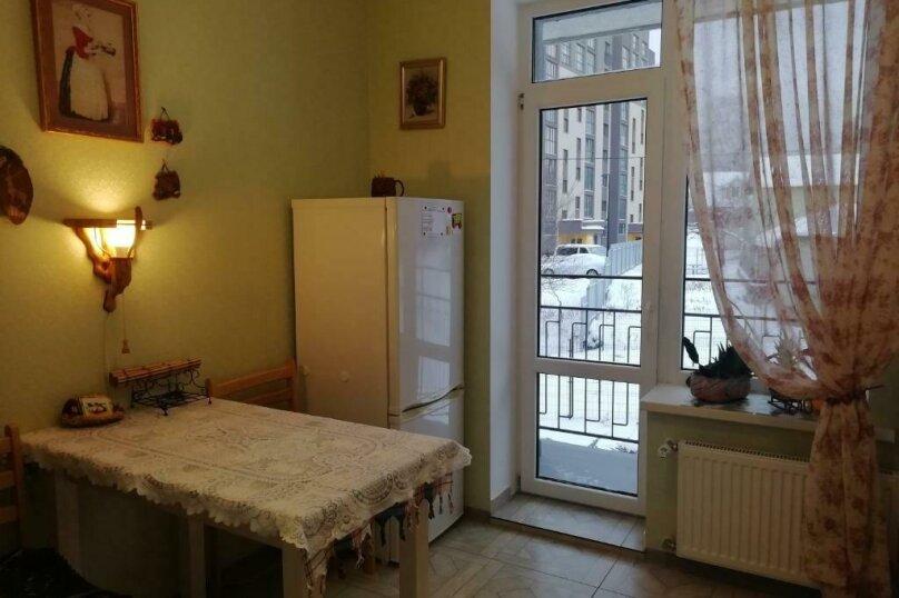 1-комн. квартира, 39 кв.м. на 3 человека, Цветочная улица, 3, Светлогорск - Фотография 5