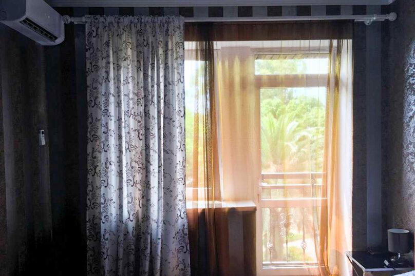 Стандартный номер с двуспальной кроватью, Курортная улица, 22, Новый Афон - Фотография 7
