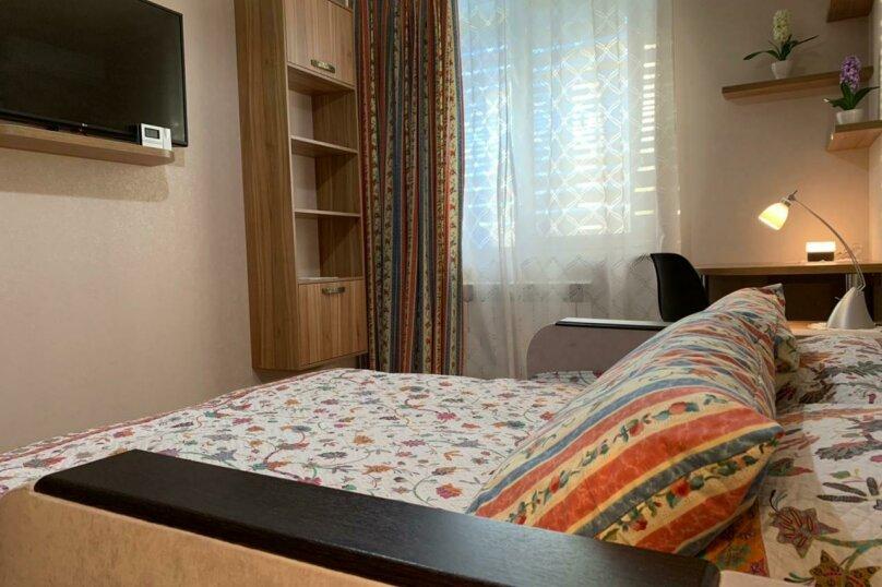 Двухместный номер с 1 кроватью, ТСН СТ Мидэус, 1-А, Севастополь - Фотография 1