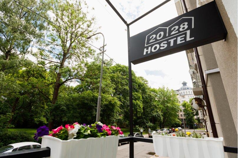 """Хостел """"Hostel 2028"""", Гостиная улица, 22 на 4 номера - Фотография 1"""