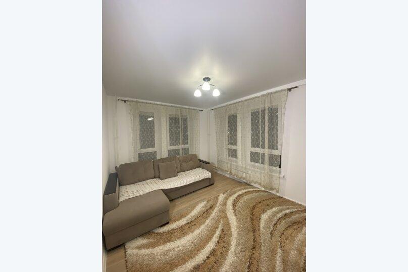 3-комн. квартира, 70 кв.м. на 6 человек, Рябиновая улица, 1, Одинцово - Фотография 1