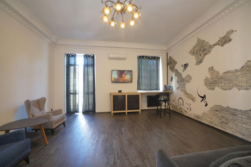1-комн. квартира, 51 кв.м. на 3 человека, улица Карла Маркса, 9, Ялта - Фотография 2
