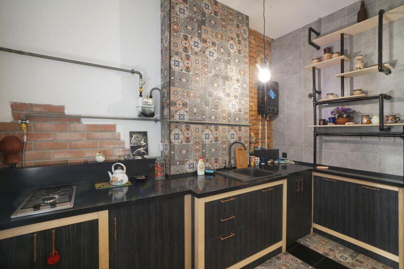 1-комн. квартира, 51 кв.м. на 3 человека, улица Карла Маркса, 9, Ялта - Фотография 7