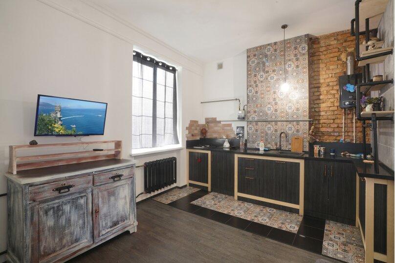 1-комн. квартира, 51 кв.м. на 3 человека, улица Карла Маркса, 9, Ялта - Фотография 8