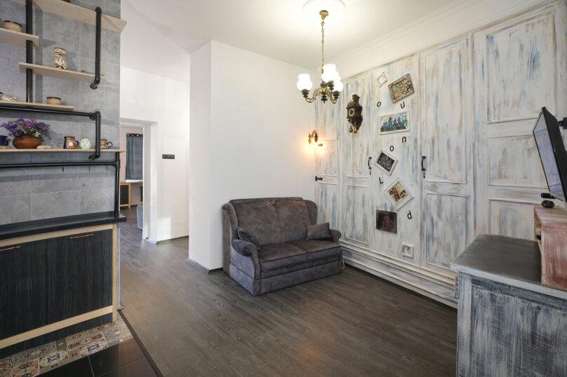 1-комн. квартира, 51 кв.м. на 3 человека, улица Карла Маркса, 9, Ялта - Фотография 9