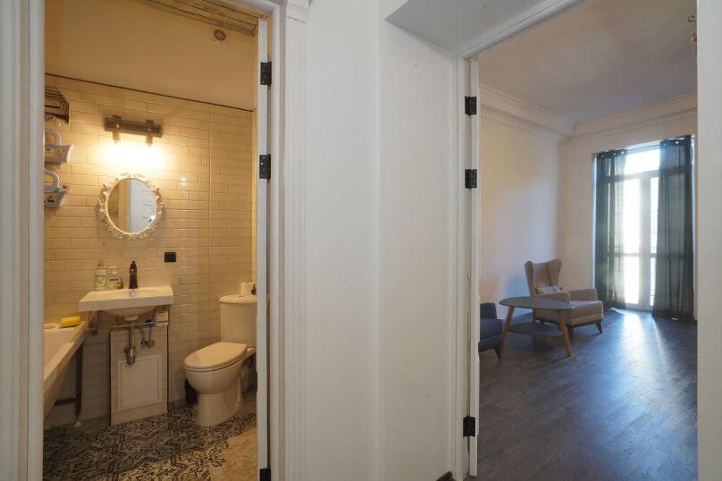 1-комн. квартира, 51 кв.м. на 3 человека, улица Карла Маркса, 9, Ялта - Фотография 15