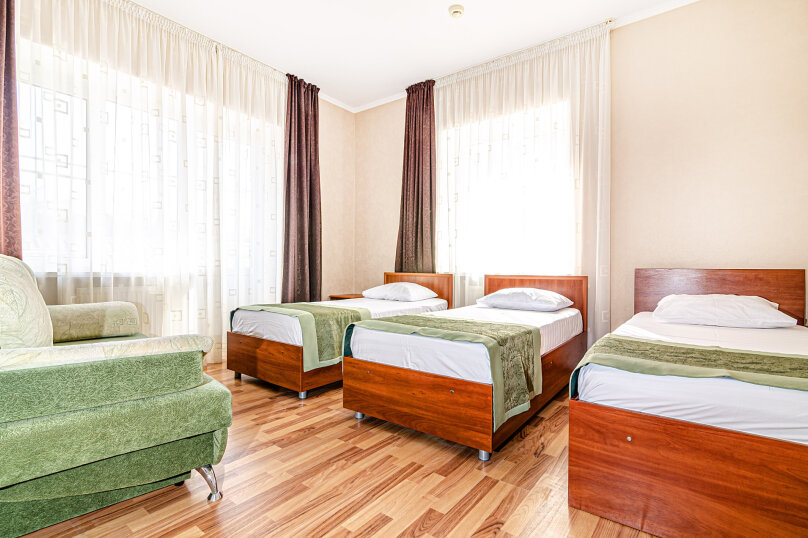 Семейный трехместный номер, Терская улица, 84А, Анапа - Фотография 1
