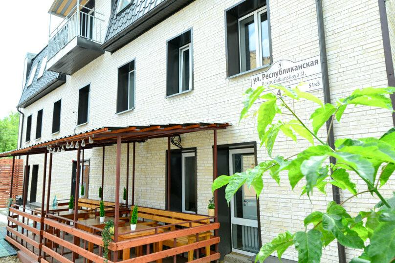 """Мини-гостиница """"Scandi House Hotel"""", Республиканская улица, 47В на 13 номеров - Фотография 2"""