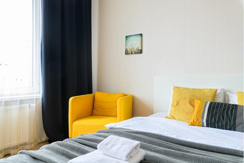 1-комн. квартира, 30 кв.м. на 3 человека, улица Хошимина, 16, Санкт-Петербург - Фотография 5