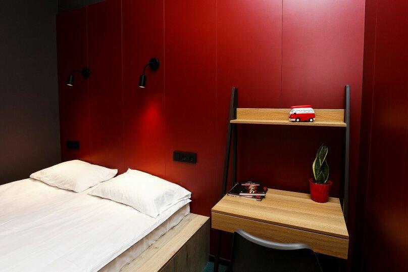 Стандартный двухместный номер с 1 кроватью и общей ванной комнатой, Гостиная улица, 22, Калининград - Фотография 1