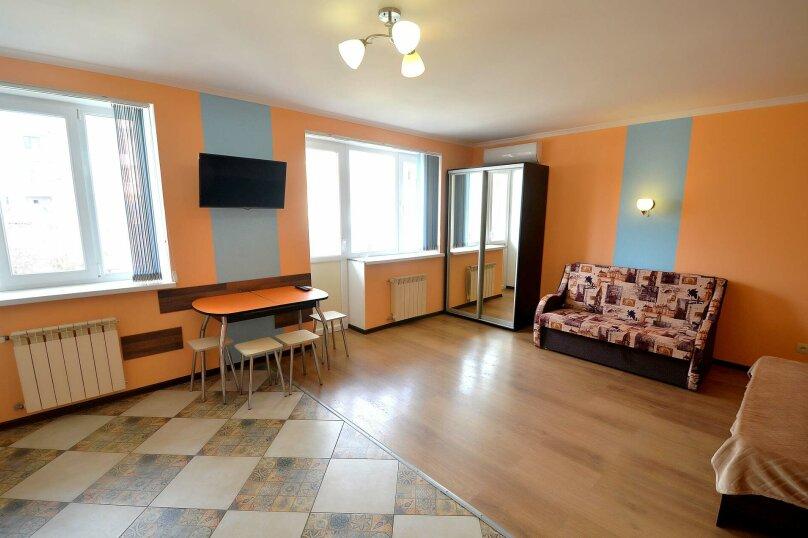 1-комн. квартира, 35 кв.м. на 4 человека, Долинный переулок, 15А, Коктебель - Фотография 9