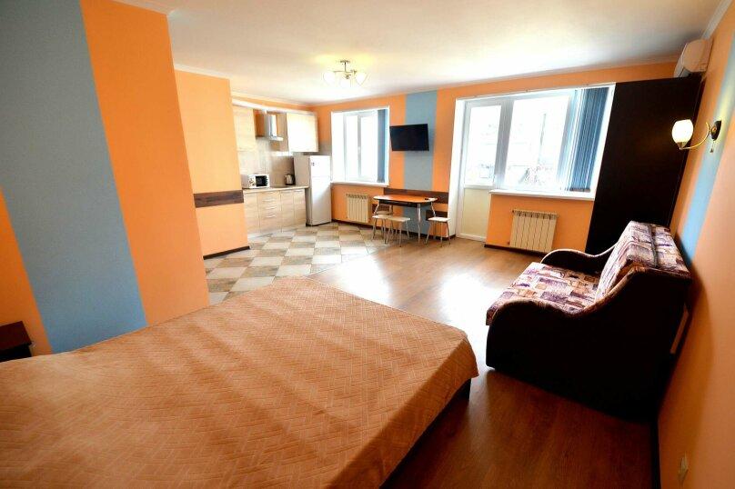 1-комн. квартира, 35 кв.м. на 4 человека, Долинный переулок, 15А, Коктебель - Фотография 12