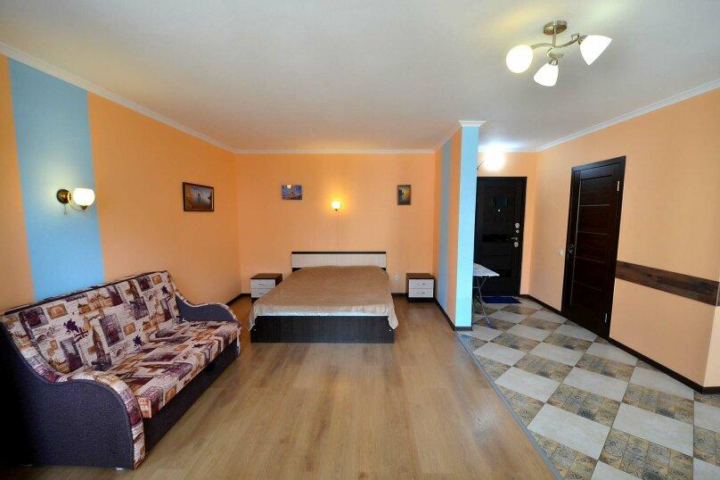 1-комн. квартира, 35 кв.м. на 4 человека, Долинный переулок, 15А, Коктебель - Фотография 14