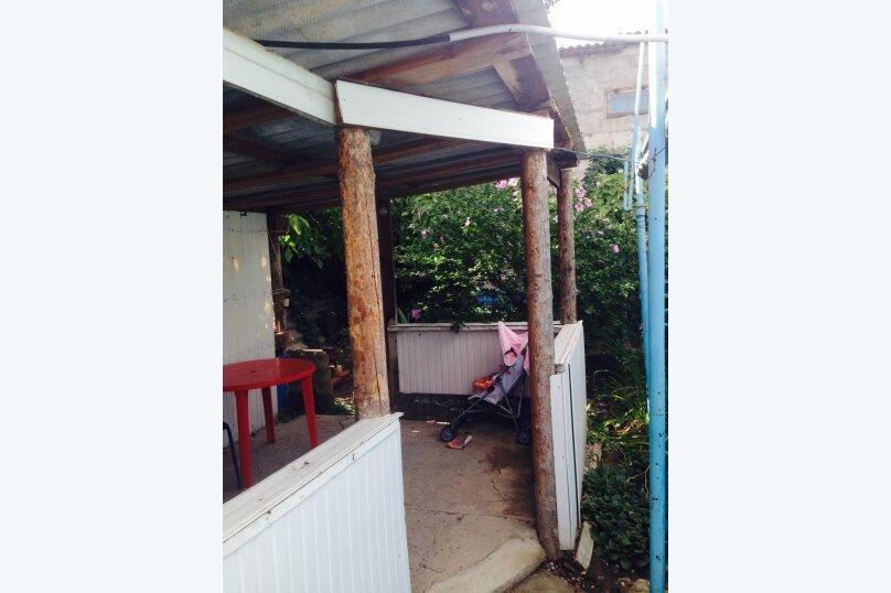 Дом под ключ. , 45 кв.м. на 6 человек, 3 спальни, улица Самбурова, 25, Анапа - Фотография 21