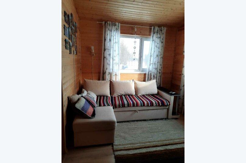 Домик на берегу Онежского озера 2, 56 кв.м. на 7 человек, 2 спальни, деревня Горка, 2, Кондопога - Фотография 34