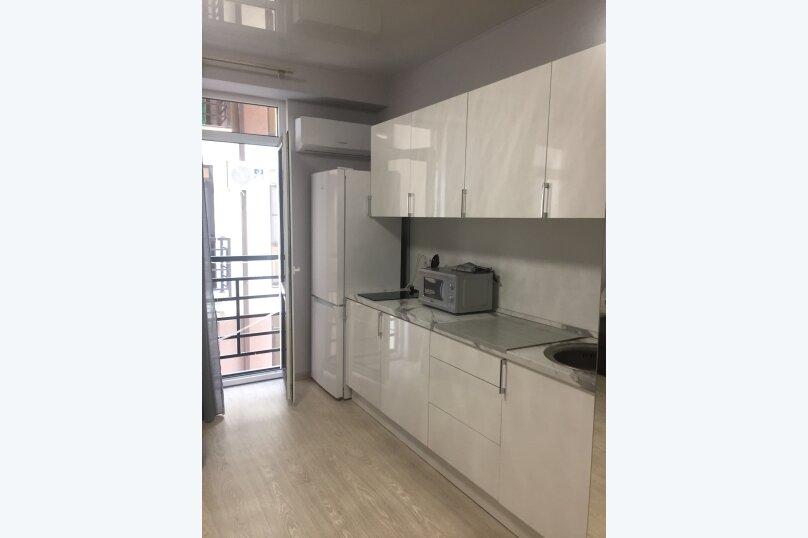 1-комн. квартира, 23 кв.м. на 2 человека, Нагорный тупик, 13А, Адлер - Фотография 12