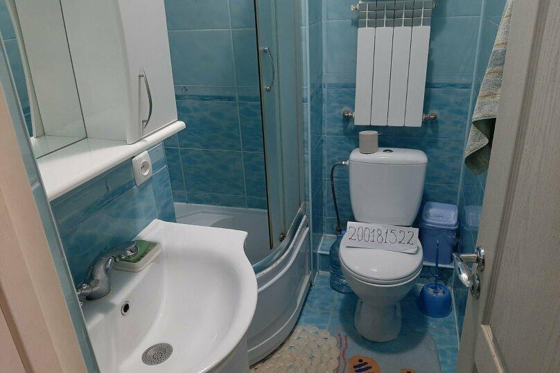 1-комн. квартира, 30 кв.м. на 3 человека, улица Дражинского, 19, Ялта - Фотография 7