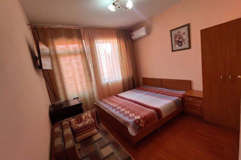 №5 четвертый этаж, улица Парниковая, 2, эллинг №50, село Приветное - Фотография 1