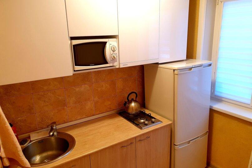 1-комн. квартира, 37 кв.м. на 5 человек, проспект Дзержинского, 17к2, Архангельск - Фотография 9