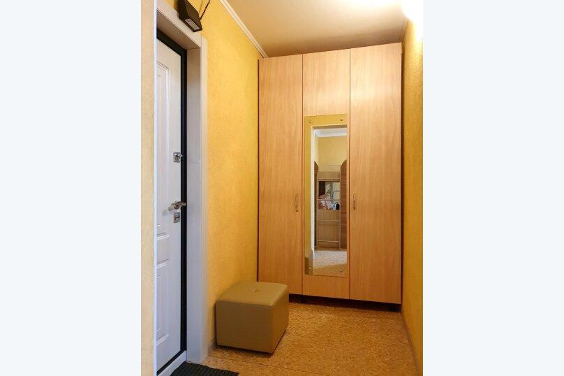 1-комн. квартира, 37 кв.м. на 5 человек, проспект Дзержинского, 17к2, Архангельск - Фотография 14