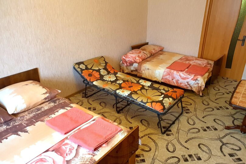 1-комн. квартира, 37 кв.м. на 5 человек, проспект Дзержинского, 17к2, Архангельск - Фотография 8