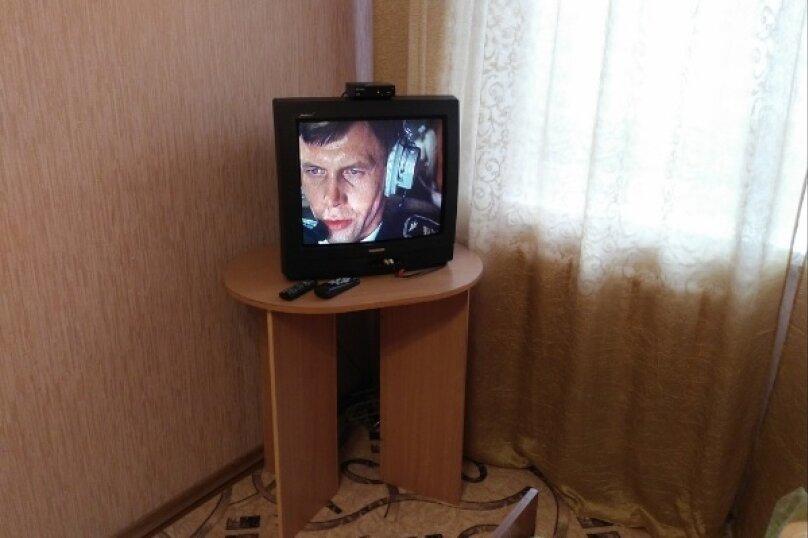 1-комн. квартира, 37 кв.м. на 5 человек, проспект Дзержинского, 17к2, Архангельск - Фотография 10