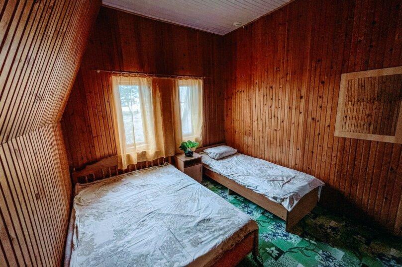 Домик 1 этажный 6-ти местный скондиционером, Гостевой проезд, 13, Джемете - Фотография 1